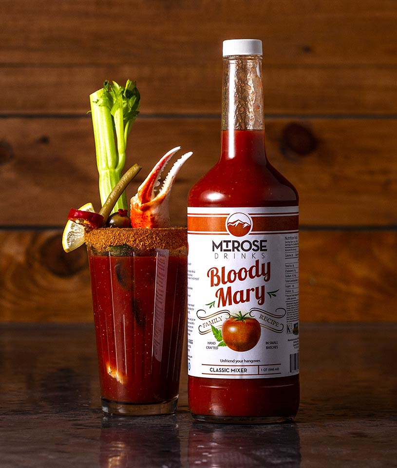 Damon Industries Mt Rose Drinks Bloody Mary Mix