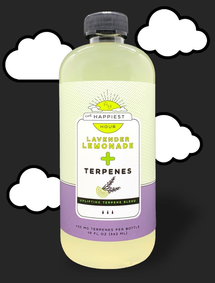 Lavender Lemonade Terpenes